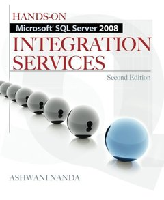 Hands-On Microsoft SQL Server 2008 Integration Services, 2/e (Paperback)-cover