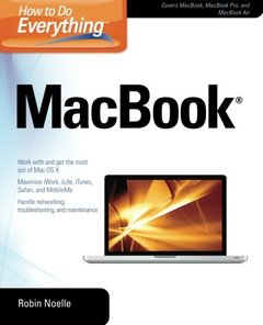 How to Do Everything MacBook (Paperback)-cover