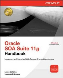 Oracle SOA Suite 11g Handbook (Paperback)-cover