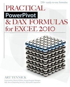 Practical PowerPivot & DAX Formulas for Excel 2010 (Paperback)-cover