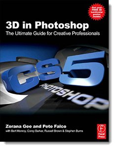 3D in Photoshop: The Ultimate Guide for Creative Professionals (Paperback)-cover