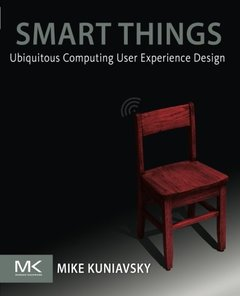 Smart Things: Ubiquitous Computing User Experience Design (Paperback)-cover