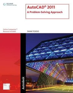 AutoCAD 2011: A Problem-Solving Approach (Paperback)-cover