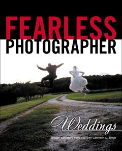 Fearless Photographer: Weddings (Paperback)-cover