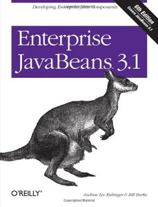 Enterprise JavaBeans 3.1, 6/e (Paperback)-cover