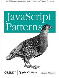 JavaScript Patterns (Paperback)-cover