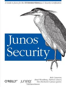 JUNOS Security (Paperback)-cover