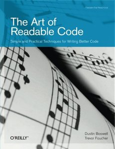 The Art of Readable Code (Paperback)-cover