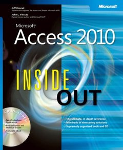 Microsoft Access 2010 Inside Out (Paperback)-cover