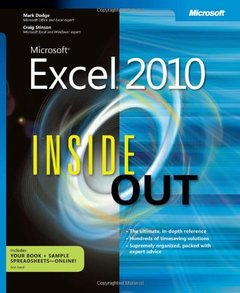 Microsoft Excel 2010 Inside Out (Paperback)-cover