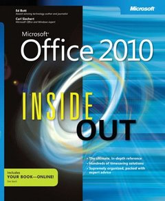 Microsoft Office 2010 Inside Out (Paperback)-cover