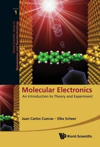 Molecular Electronics: An Introduction to Theory and Experiment (Hardcorver)-cover