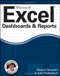 Excel Dashboards and Reports (Paperback)-cover