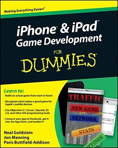 iPhone and iPad Game Development For Dummies (Paperback)-cover