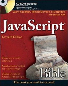 JavaScript Bible, 7/e (Paperback)-cover
