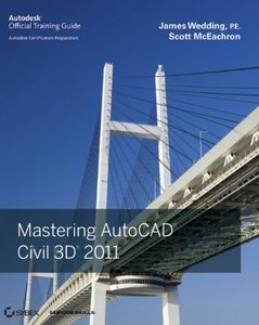 Mastering AutoCAD Civil 3D 2011 (Paperback)-cover