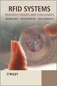 RFID Systems: Research Trends and Challenges (Hardcover)-cover