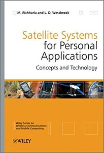 Satellite Systems for Personal Applications: Concepts and Technology (Hardcover)-cover