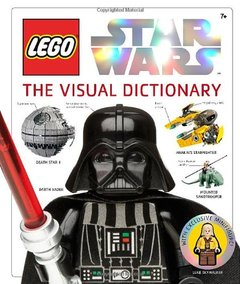LEGO Star Wars: The Visual Dictionary (Hardcover)-cover