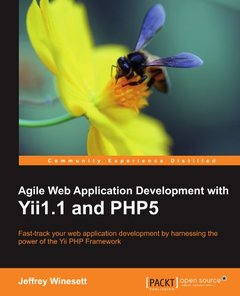Agile Web Application Development with Yii1.1 and PHP5-cover