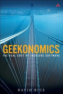 Geekonomics: The Real Cost of Insecure Software (Paperback)-cover