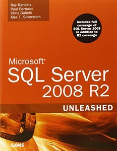 Microsoft SQL Server 2008 R2 Unleashed (Paperback)-cover