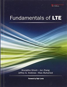 Fundamentals of LTE (Hardcover)-cover