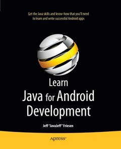 Learn Java for Android Development (Paperback)-cover