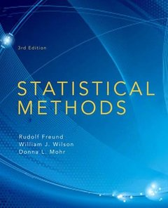 Statistical Methods, 3/e (Hardcover)-cover