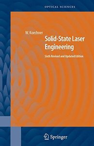 Solid-State Laser Engineering (Hardcorver)-cover