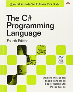 The C# Programming Language (Covering C# 4.0), 4/e (Hardcover)-cover