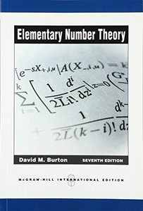 Elementary Number Theory, 7/e (IE-Paperback)-cover