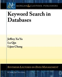 Keyword Search in Databases (Paperback)-cover