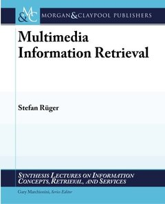 Multimedia Information Retrieval (Paperback)-cover