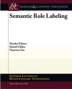 Semantic Role Labeling (Paperback)
