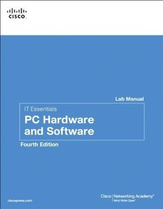 IT Essentials: PC Hardware and Software Lab Manual, 4/e(Paperback)-cover