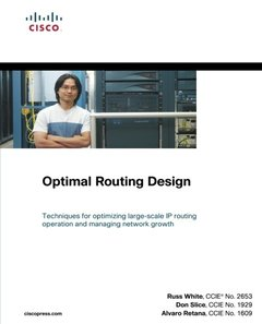 Optimal Routing Design (Networking Technology)-cover