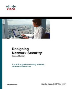 Designing Network Security, 2/e(Paperback)-cover