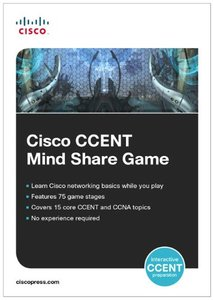 Cisco CCENT Mind Share Game (Audio CD)-cover
