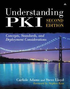 Understanding PKI: Concepts, Standards, and Deployment Considerations, 2/e(Paperback)-cover
