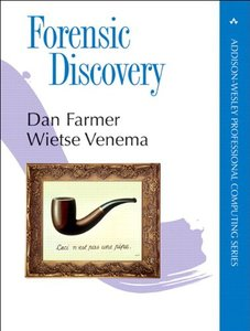 Forensic Discovery (paperback)-cover