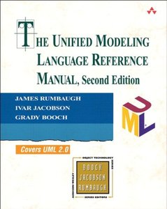 The Unified Modeling Language Reference Manual, 2/e (Paperback)-cover