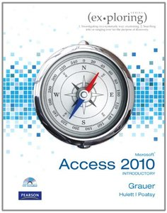 Exploring Microsoft Office Access 2010 Introductory-cover