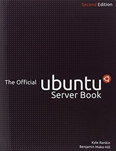 The Official Ubuntu Server Book, 2/e (Paperback)-cover