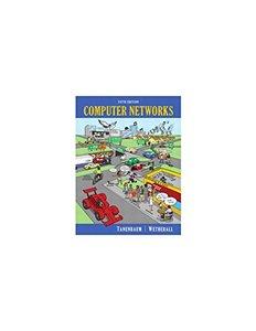 Computer Networks, 5/e (Hardcover)(美國原版)-cover