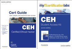 myITcertificationlabs: CEH by Shon Harris, CEH Cert Guide Bundle