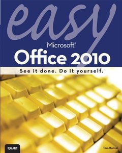 Easy Microsoft Office 2010-cover