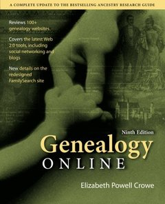 Genealogy Online 9/E-cover