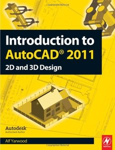Introduction to AutoCAD 2011 (Paperback)-cover