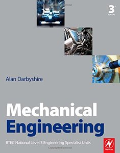 Mechanical Engineering, 3/e(Paperback)-cover
